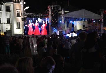 Fenyő Miklós nyáresti koncertje Győrben 79