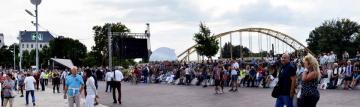 Fenyő Miklós nyáresti koncertje Győrben 01