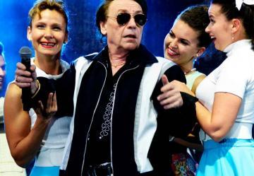 Fenyő Miklós nyáresti koncertje Győrben 25