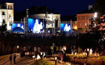 Fenyő Miklós nyáresti koncertje Győrben 76
