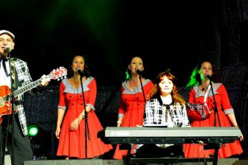 Fenyő Miklós nyáresti koncertje Győrben 32