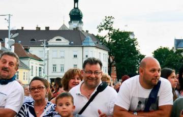 Fenyő Miklós nyáresti koncertje Győrben 07