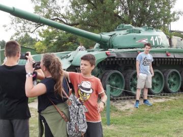 Győri egyházmegyés gyerekek a zánkai Erzsébet-táborban 18