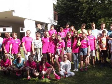Győri egyházmegyés gyerekek a zánkai Erzsébet-táborban 25