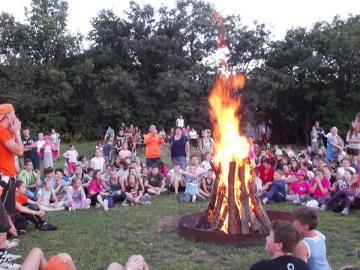 Győri egyházmegyés gyerekek a zánkai Erzsébet-táborban 19