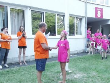 Győri egyházmegyés gyerekek a zánkai Erzsébet-táborban 22