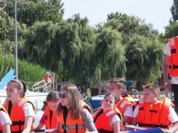 Győri egyházmegyés gyerekek a zánkai Erzsébet-táborban 10