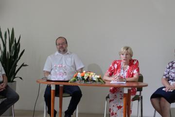 Használó - közönség - közösség - helyismereti konferencia Győrben 19