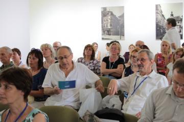 Használó - közönség - közösség - helyismereti konferencia Győrben 08