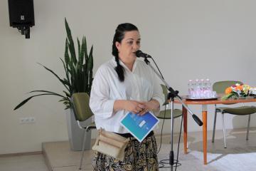 Használó - közönség - közösség - helyismereti konferencia Győrben 07