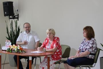 Használó - közönség - közösség - helyismereti konferencia Győrben 18