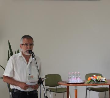 Használó - közönség - közösség - helyismereti konferencia Győrben 12