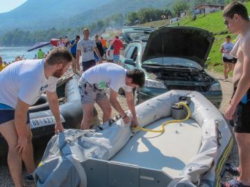 25. Drina regatta Bajina Bastaban 05