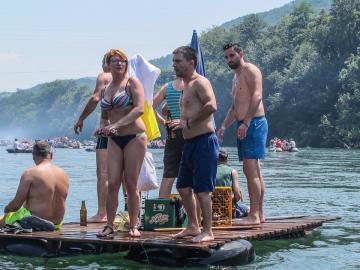 25. Drina regatta Bajina Bastaban 30