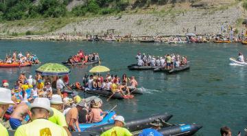 25. Drina regatta Bajina Bastaban 09