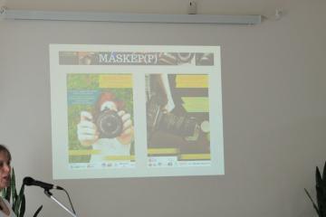Használó - közönség - közösség - Helyismereti konferencia Győrben 38