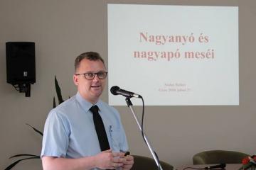 Használó - közönség - közösség - Helyismereti konferencia Győrben 41