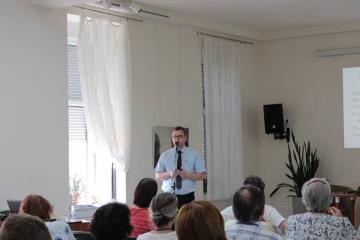 Használó - közönség - közösség - Helyismereti konferencia Győrben 48