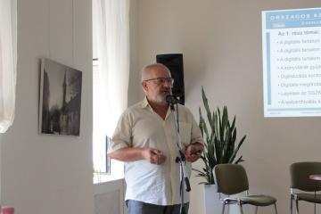 Használó - közönség - közösség - Helyismereti konferencia Győrben 29
