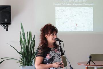 Használó - közönség - közösség - Helyismereti konferencia Győrben 39