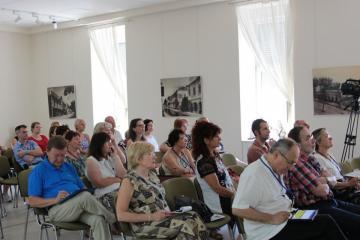 Használó - közönség - közösség - Helyismereti konferencia Győrben 36
