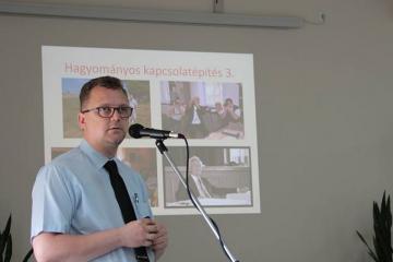 Használó - közönség - közösség - Helyismereti konferencia Győrben 54