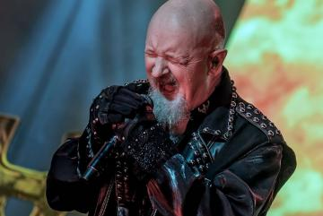 Judas Priest koncert az Arénában 16