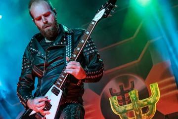 Judas Priest koncert az Arénában 08