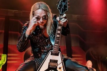 Judas Priest koncert az Arénában 03