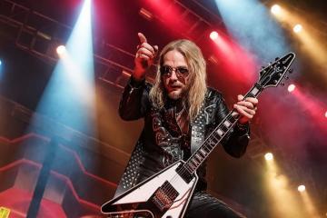 Judas Priest koncert az Arénában 05