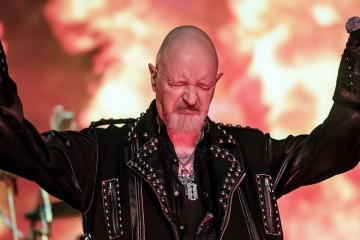 Judas Priest koncert az Arénában 01