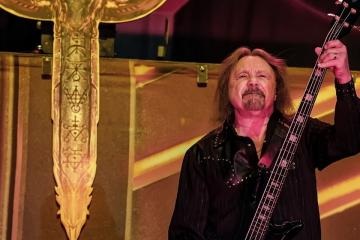 Judas Priest koncert az Arénában 14