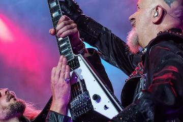 Judas Priest koncert az Arénában 12