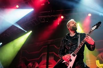 Judas Priest koncert az Arénában 13