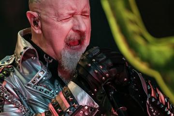 Judas Priest koncert az Arénában 04