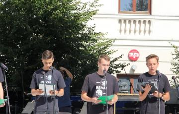 EKF nap a Széchenyi téren 37