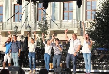EKF nap a Széchenyi téren 78