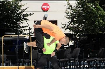 EKF nap a Széchenyi téren 40