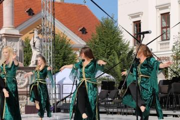 EKF nap a Széchenyi téren 33