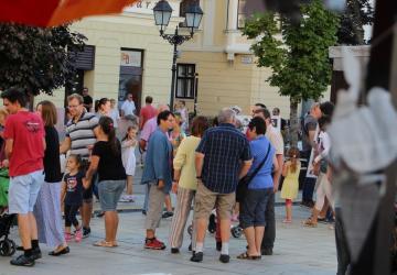 EKF nap a Széchenyi téren 80