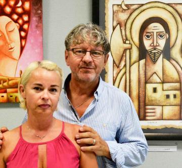 Művészek és mecénások találkozása 30