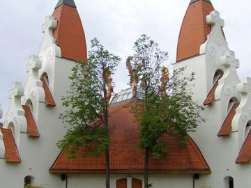 09 Makovecz templom, Csíkszereda