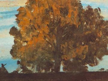 Tornyai János: Mártélyi nagy fa