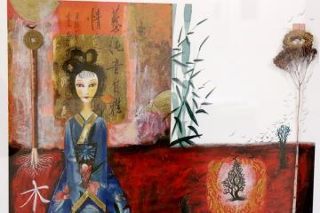 Szegedi Katalin kiállítása 09