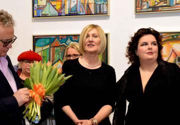 Csurák Erzsébet kiállítása 13