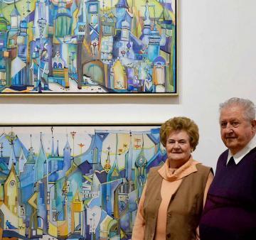 Csurák Erzsébet kiállítása 57