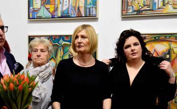 Csurák Erzsébet kiállítása 11
