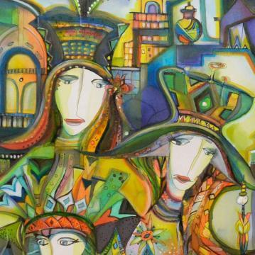 Csurák Erzsébet kiállítása 03
