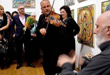 Csurák Erzsébet kiállítása 14