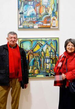 Csurák Erzsébet kiállítása 54